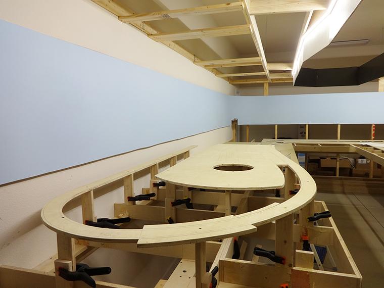 1zu160 welche beleuchtung f r den modellbahnkeller diskussion im forum. Black Bedroom Furniture Sets. Home Design Ideas