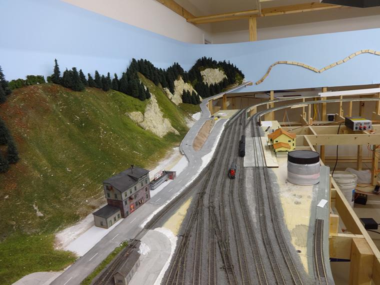 georgetown & allen mountain railroad in n-spur - seite 44, Hause und Garten