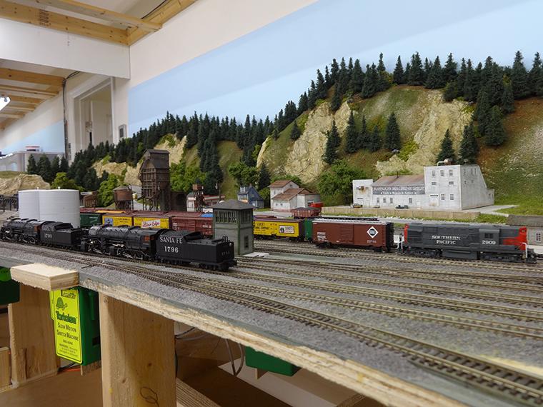 georgetown & allen mountain railroad in n-spur - seite 59, Hause und Garten
